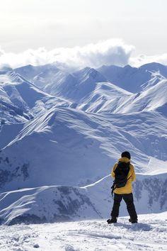 Ski Resort Jasna-Slovakia