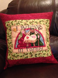 Nancy Halvorsen I believe panel cushions. Christmas!