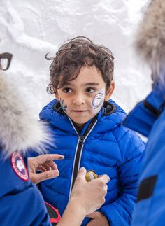 Canada Goose chilliwack parka outlet store - heartsandkrafts rocks the Canada Goose kids collection | Canada ...
