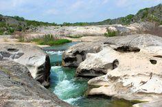 Pedernales Falls - Texas - Pedernales Falls State Park - Waterfalls - Near Austin