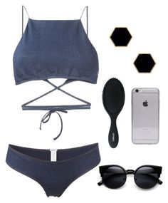 """""""Untitled #514"""" by camgueyana ❤ liked on Polyvore featuring Ack, amika and Janna Conner Designs"""