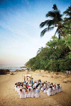 44 Best Places to Get Married in Mexico | Top Mexico Wedding Venues | How to Marry in Mexico | Las Caletas, Marina Vallarta, Puerto Vallarta
