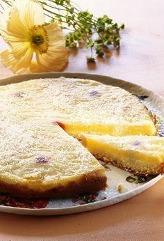 Pineapple Cake recipe pie