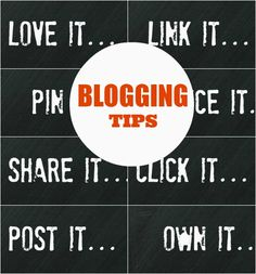 BLOGGING TIPS-CONFESSIONS OF A NEWBIE BLOGGER