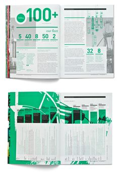 Savanna Annual Report by Jake Lim | Inspiration Grid | Design Inspiration