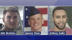 Three Sacramento men stop possible terror attack on train bound for Paris | abc7news.com