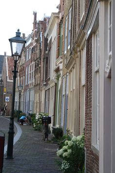 Beautiful Dordrecht, The Netherlands