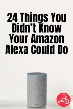 Alexa skills for your Echo. Alexa App, Alexa Echo, Alexa Tricks, Dot Hack, Alexa Commands, Alexa Home, Amazon Alexa Skills, Alexa Device, Smart Home Technology