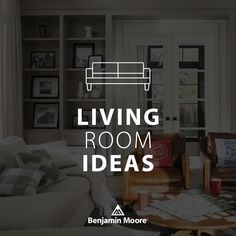 Paint Colors For Living Room, Room Paint, Moore Brothers, Paint Color Palettes, Benjamin Moore, Colouring, Ideas, Home Decor, Living Room
