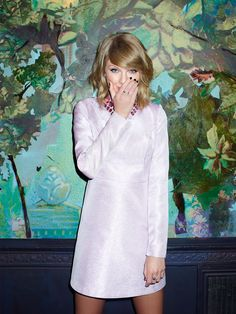Shop Taylor Swift's Asos Magazine party looks #Asos- LaiaMagazine