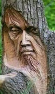 Woodworking Projects For Children .Woodworking Projects For Children Wood Carving Faces, Tree Carving, Wood Carving Patterns, Wood Carving Art, Wood Art, Woodworking Logo, Woodworking Projects Diy, Awesome Woodworking Ideas, Unique Woodworking