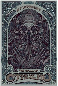 Art Cthulhu, Cthulhu Tattoo, Call Of Cthulhu, Occult Tattoo, Necronomicon Lovecraft, Lovecraft Cthulhu, Hp Lovecraft Books, Backgrounds Wallpapers, Iphone Wallpapers