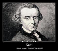 Gracias por alegrarnos la selectividad Kant.