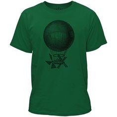 Mintage Magnificent Air Machine Kids Fine Jersey T-Shirt