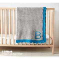 Free Easy Crochet Baby Blanket Pattern ~ FREE - CROCHET ~ there is a video I will try & download on this board ~ easy level