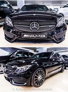 Mercedes C 43 AMG Estate | 367 c.v | Negro Obsidiana | Piel Negra | 9G Tronic | Auto Exclusive BCN | tu Concesionario Ocasión Mercedes-Benz Barcelona | http://autoexclusivebcn.com