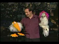 "Master ventriloquist Kevin Johnson kicks off ""Ventriloquist Week"" on The Late show with David Letterman Be The Creature, Kevin Johnson, Funny Sites, Show Video, Ewok, Instagram 4, Scary Stories, All About Cats, Les Miserables"