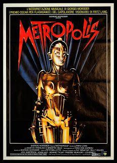 Kitaptan Filme: Metropolis