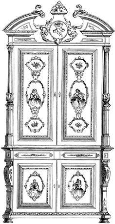 Cabinet | ClipArt ETC
