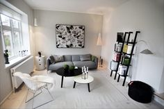 Here lives the designer Francis Cayouette in Denmark. Photo by Liselotte Sabroe.