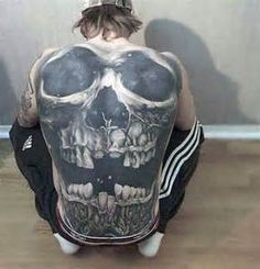 25 Scarily Realistic Tattoos