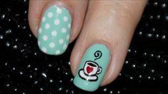 coffee cup nail art - Google Search