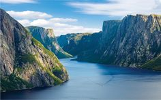 Gros Morne National Park, New Foundland