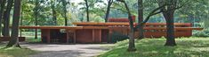 Cranbrook is gifted Frank Lloyd Wright's Usonian Smith House (Andrew Jameson/Wikimedia Commons)