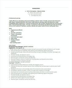 Professional Customer Service Associate Resume Template