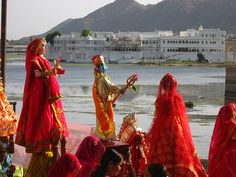 Most Visited Sites in The Rajputana Region of Rajasthan
