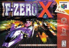 ON SALE NOW! (F-ZERO X) - AllStarVideoGames.com