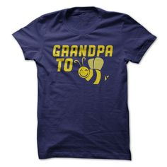 Are you a proud Grandpa-to-be? Or perhaps you want to surprise that Grandpa-to-be in a fun and unique way? We've created this design just for you! Show off that Grandpa-to-be pride with this design an