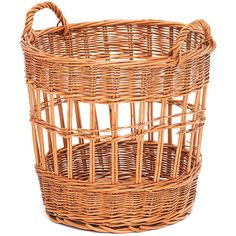 A basket worthy of the countryside - Bastille Day French Decor
