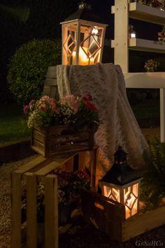 """Boda """"Vintage"""", celebrada en 2014 en el Hotel La Salve, Torrijos (Toledo)"""