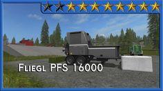 Review Fliegl PFS 16000 #FS17