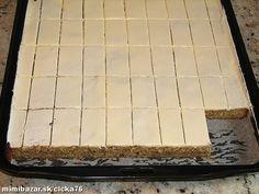 Maslo alebo tuk dobre vymiešame s práškovým cukrom. Z bielkov a štipky soli vyšľaháme tuhý sneh a sp...