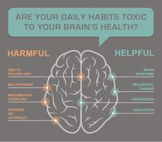 Are Your Daily Habits Harming Your Brain?