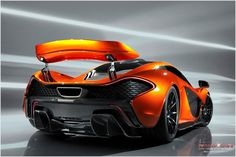 #McLaren #P1 #SuperCar