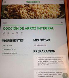 Cocció d'arròs integral