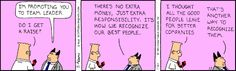 The Dilbert Strip for January 21, 1995