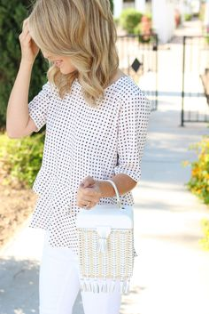 girly spring style