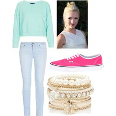 Payton list wardrobes love it and want this outfit just so cute!
