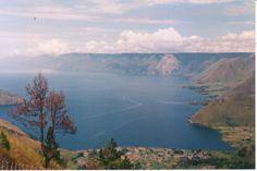 Het Toba-meer op Sumatra, ontstaan door een ramp van wereldformaat