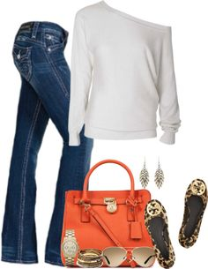 """Weekend Casual"" by partywithgatsby on Polyvore"