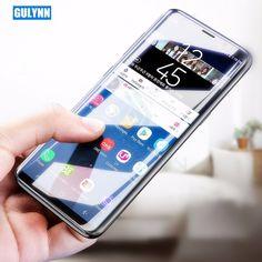 US  1.27 5% OFF 3D explosieveilige Screen Protector Volledige Cover Voor  Samsung Galaxy S9 S9 + Zachte PET Beschermfolie Voor S8 s7 S6 Rand Note 8  Plus in ... 1beab5557752