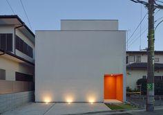 SCALLOP HOUSEデザイン住宅・間取り(東京都杉並区) |ローコスト・低価格住宅 | 注文住宅なら建築設計事務所 フリーダムアーキテクツデザイン