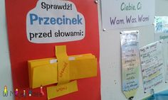 Edukacja językowa - Przecinek w harmonijce ~ Nauka i zabawa z dzieckiem - W mojej klasie School, Blog, Blogging