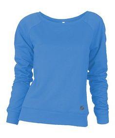 Atomic Blue Seasonless Sweatshirt