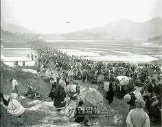한국전쟁 중에 구세군이 한 역할을 소개해 드립니다.