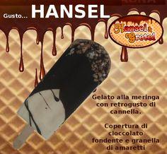 """GeloStecco """"Hansel"""" un retrogusto elegante di cannella"""